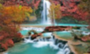 Vodopad-Havasu--samyy-fotografiruemyy-vo