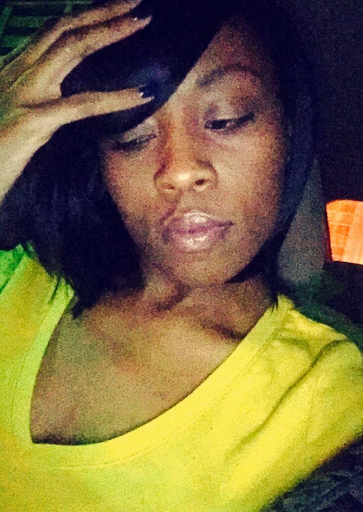long bob black woman