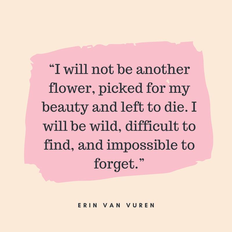 strong women quotes erin van vuren