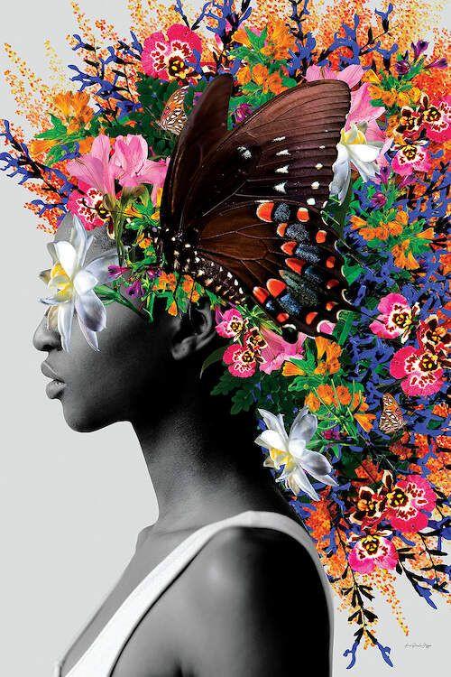 black woman transformation