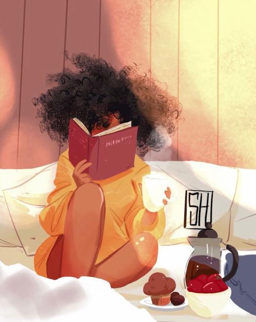 Black Woman Self Care
