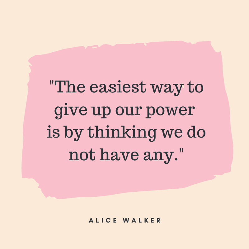 strong women quotes alice walker