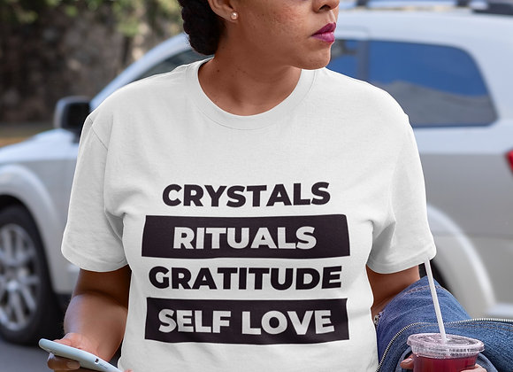 Goddess Essentials White T-Shirt