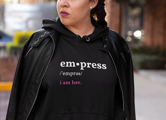 Empress Pullover Hoodie