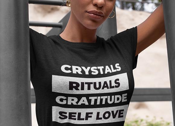 Goddess Essentials Black T-Shirt