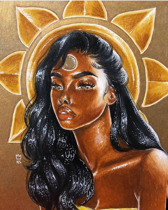 Goddess Melanin