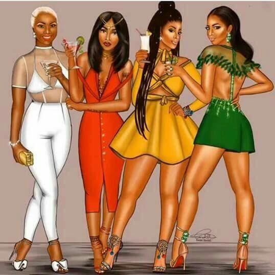 black women friendship