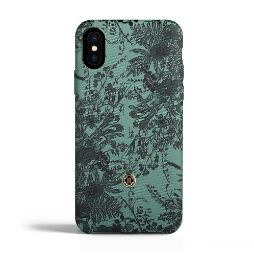 Cover per Iphone XS - Jardin - Sage | Revested