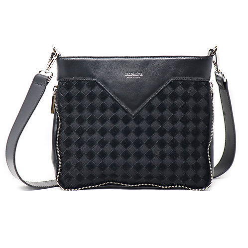 Bag Labpad Total Black | Labolsina
