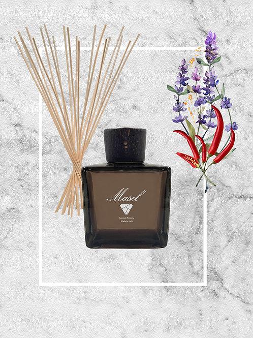 Fragranza ambiente - Bergamotto - Diffusore | Masel