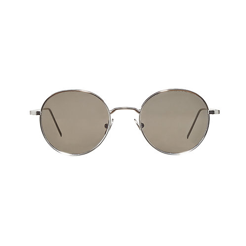 Ulster Rhodium - Gradient Grey | TBD Eyewear