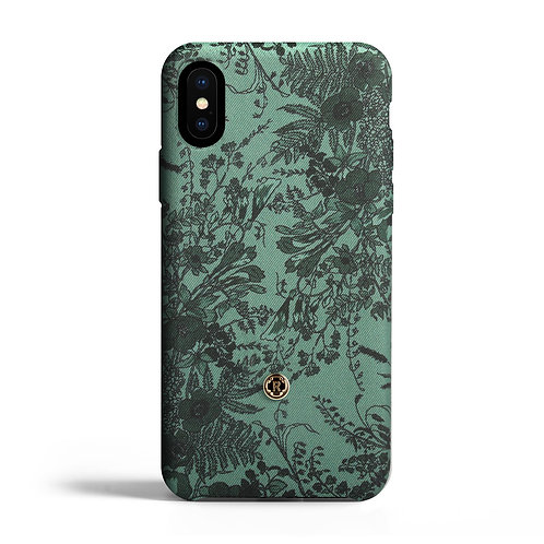Cover per Iphone XS MAX - Jardin - Sage | Revested