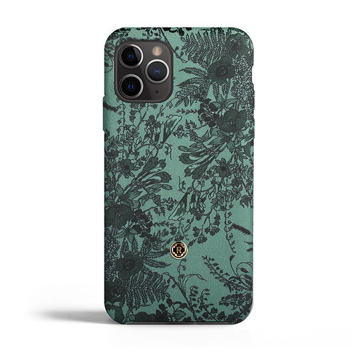 Cover per Iphone 11 Pro Max - Jardin - Sage  | Revested