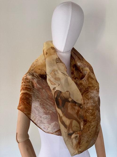Necklace Silk Organza   Adima-Is