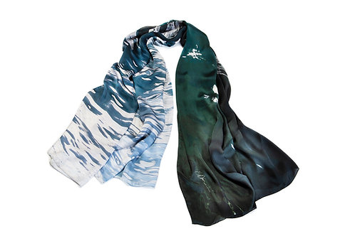 Foulard Silk Twill | Adima-Pace