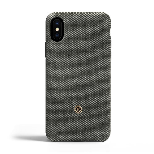 Cover per Iphone X - Bird's eye - Rock  | Revested