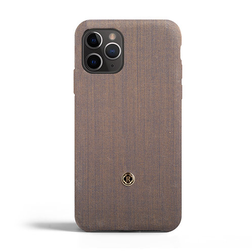Cover per Iphone 11 pro MAX - Gentleman - Azure  | Revested
