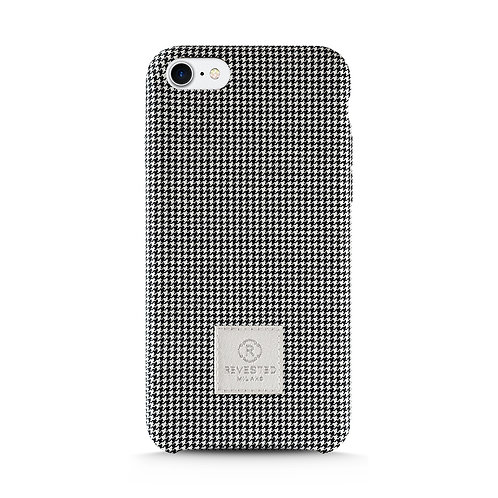 Cover per Iphone 7 - Houndstooth | Revested