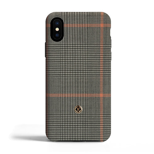 Cover per Iphone X - Prince of Wales - Taormina  | Revested