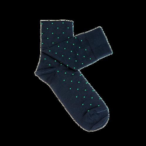 Calzini Constellations Blu/Verde   Retouche
