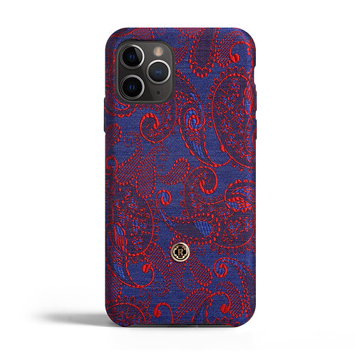 Cover per Iphone 11 Pro MAX - Paisley Silk | Revested