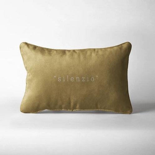 Cuscino Arredo Silenzio | Suite 2603
