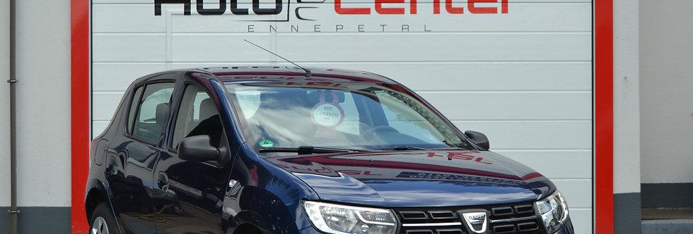 Dacia Sandero *1.Hand*Nur 35 Tkm*Klima*LED*TOP*