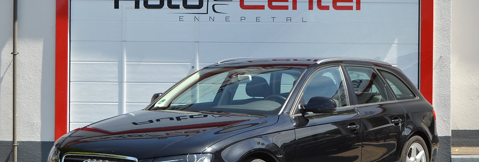 Audi A4 Avant 1.8*NAVI*88 TKM*2.Hand*Bi-Xenon*LED*ALU
