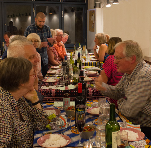 Charity Dinner for the Akili's Trust