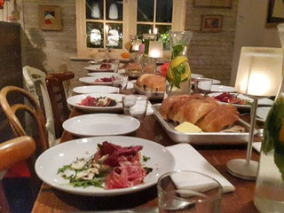 Italian Supper Club at Darsham Nurseries