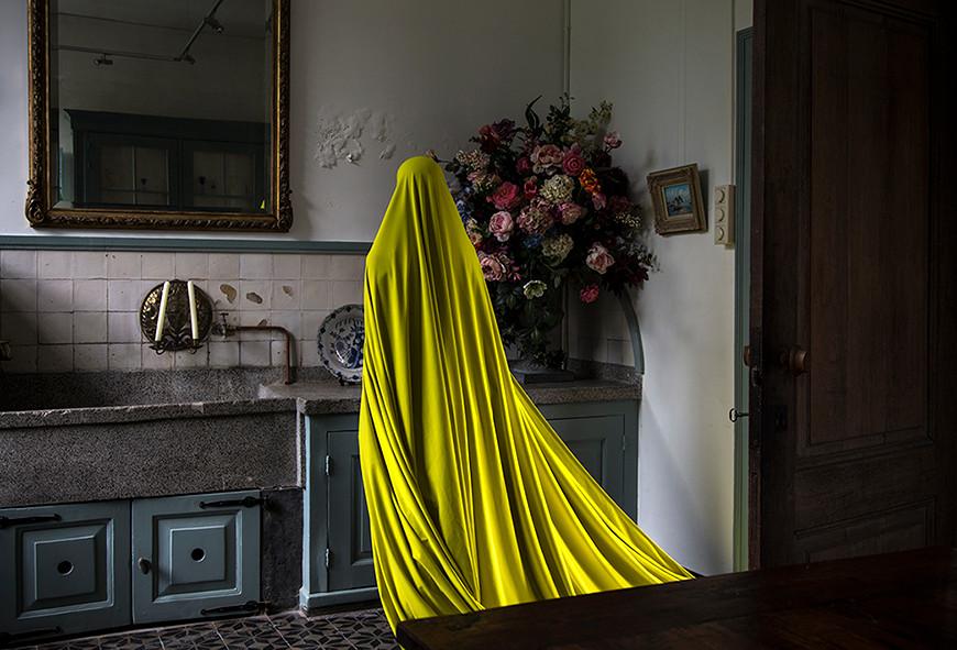 Guler Ates | The Shoreless Flower III | 2013
