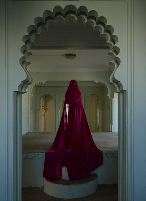 Guler Ates | The Window of Purple | 2013