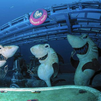 Pompano's reef that looks like a casino is making a global splash
