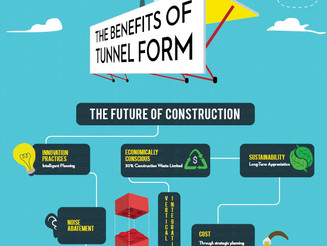 THE BENEFITS OF TUNNEL FORM