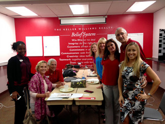 IGR meets with Keller Williams!