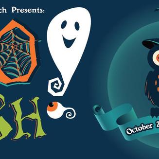October 28th - Boo Bash