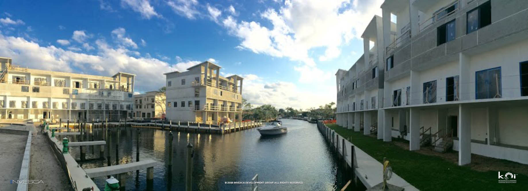 26-Slip Marina View