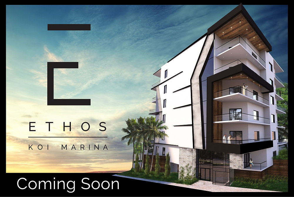 Ethos Koi Marina coming soon
