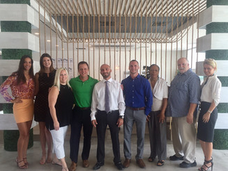 Cooperative Real Estate visits Koi