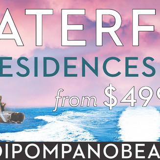 Koi Residences & Marina Billboard