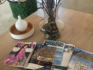 Koi featured in Lifestyle Magazine