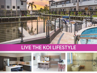 Check out Koi's Ad in March's Lifestyle Magazine!