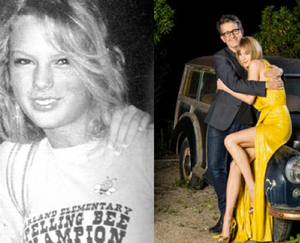 She uses #13 ranked Celebrity Stylist, Joseph Cassell—Taylor Swift, Today