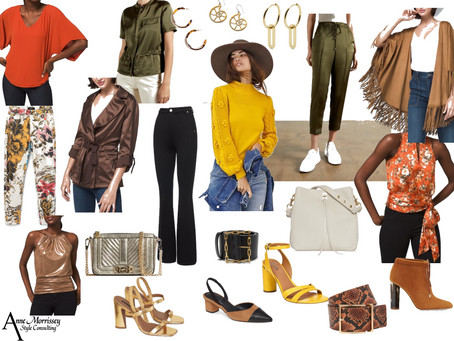 Here's to A Fabulous Fall 2020! You Can Shop These Items!