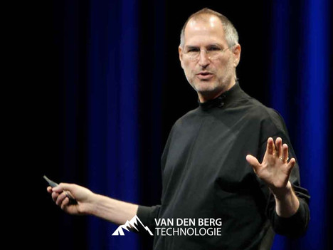 6 dingen die jij nog niet wist over Steve Jobs