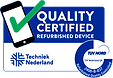 quality certified refurbished keurmerk t