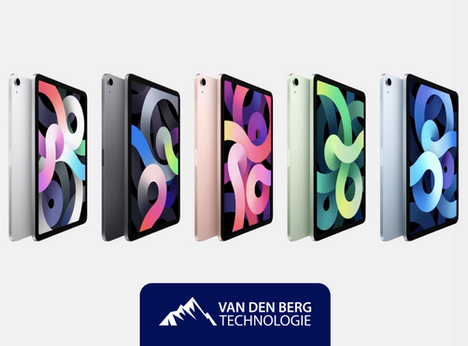 De nieuwe iPad Air
