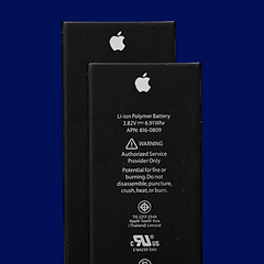 apple iphone reparatie accu
