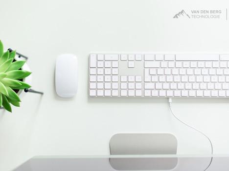 De val en comeback van Apple toetsenborden
