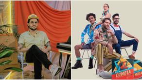 2 nominados a los Latin Grammy presentes en El Primavera Fest